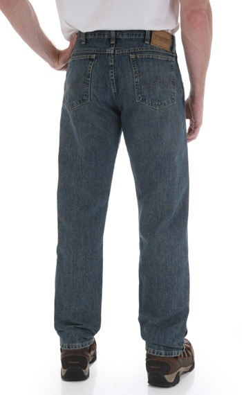 Мужские джинсы Wrangler 31100VN Rugged Wear Regular Fit Straight leg jean