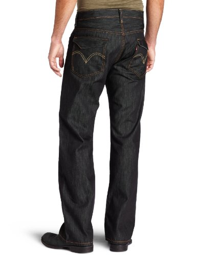 Мужские джинсы Levi's 569 Loose Straight fit-Engine flap 46569-0001