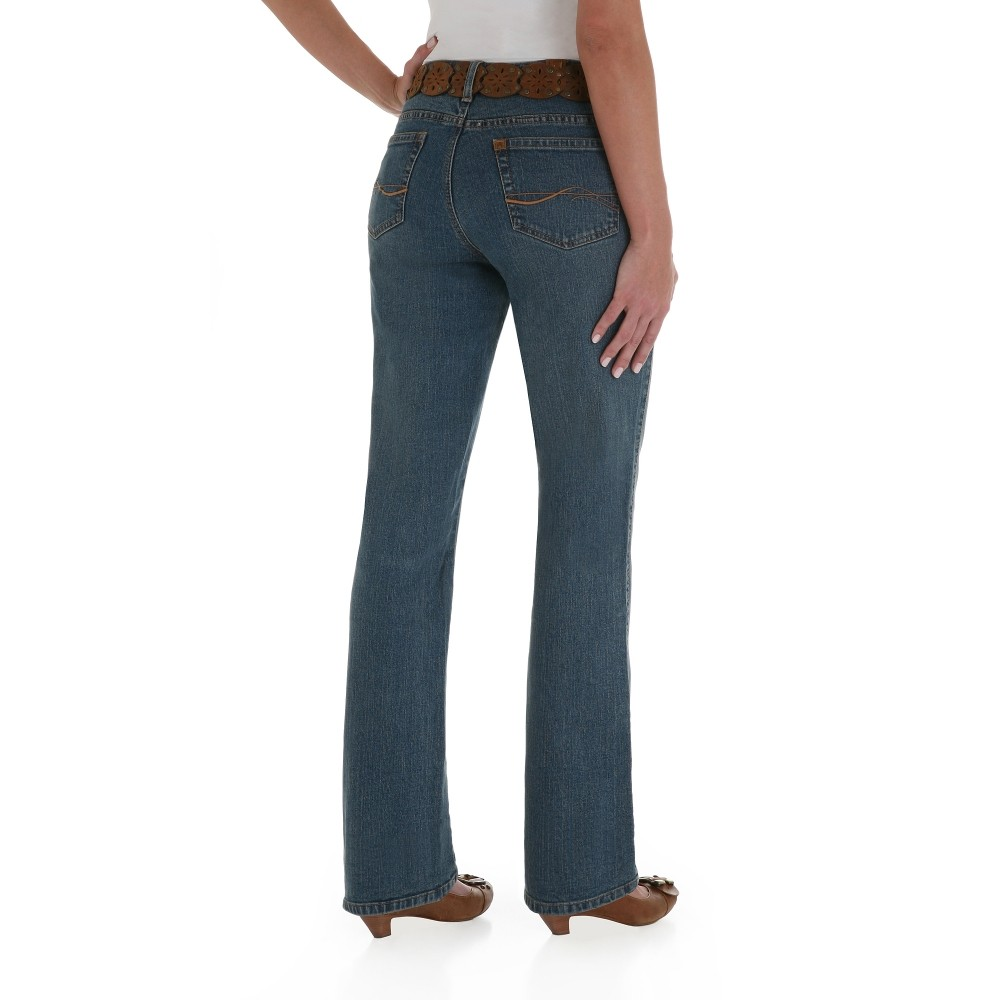 Женские джинсы Wrangler Ladies Aura Instantly Slimming Stretch Jean