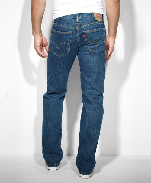 505 Regular Fit Jeans Dark Stonewash 00505-4886