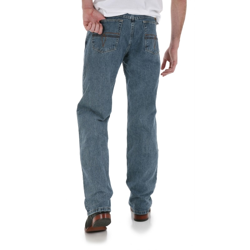 Мужские джинсы Wrangler 33LTDBS 20XTREME® No. 33 Relaxed Fit Straight Leg