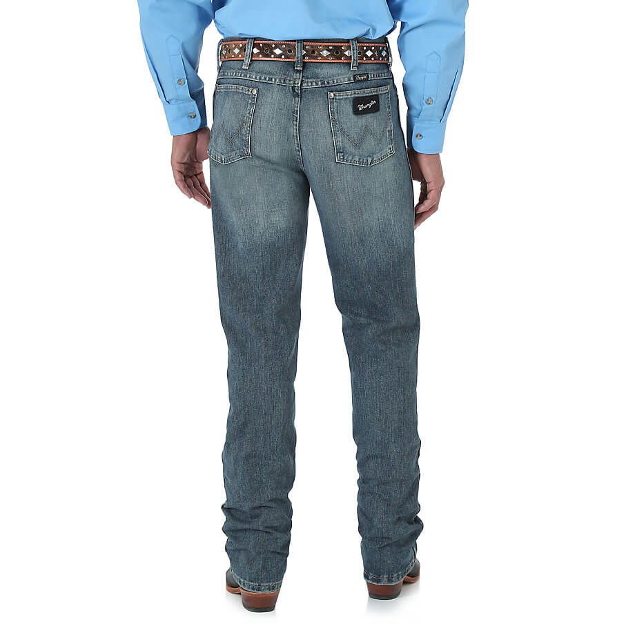 Мужские джинсы Wrangler 13MSEVM Men's Cowboy Cut Silver Edition Jean Original Fit