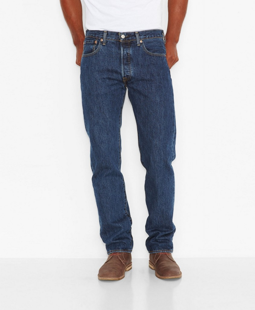 501 Original Fit Jeans Dark Stonewash 00501-0194