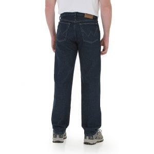 Мужские джинсы Wrangler Rugged Wear Mens Jeans Classic Fit Jean Retro Stone 39902RS