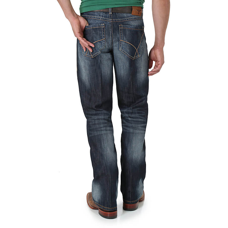 Мужские джинсы Wrangler 20XTREME Limited Edition No. 42 Vintage Boot Cut Jean
