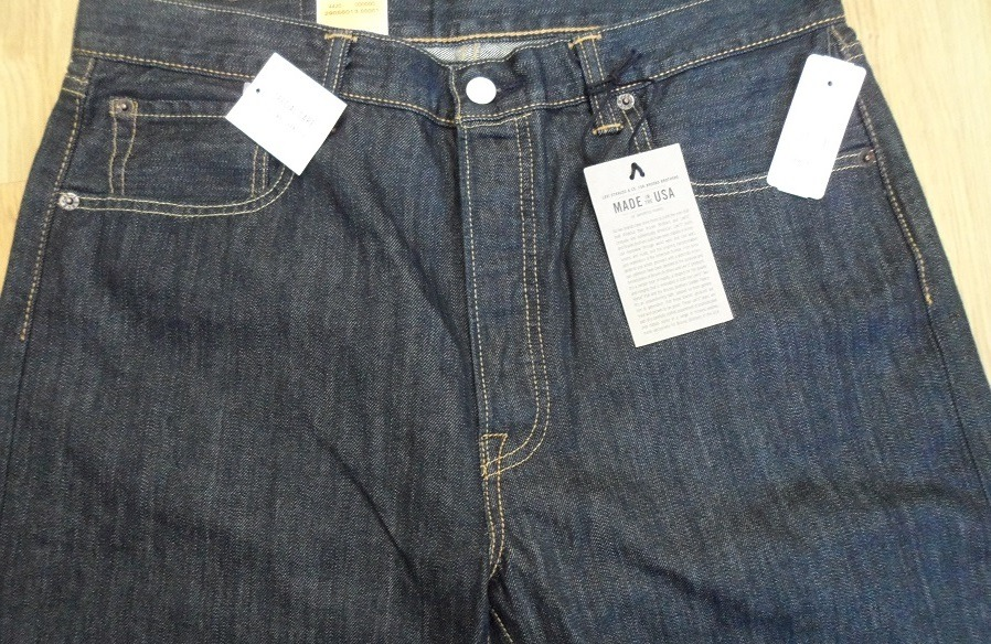 Levi's & Brooks Brothers 501® 00501-0939