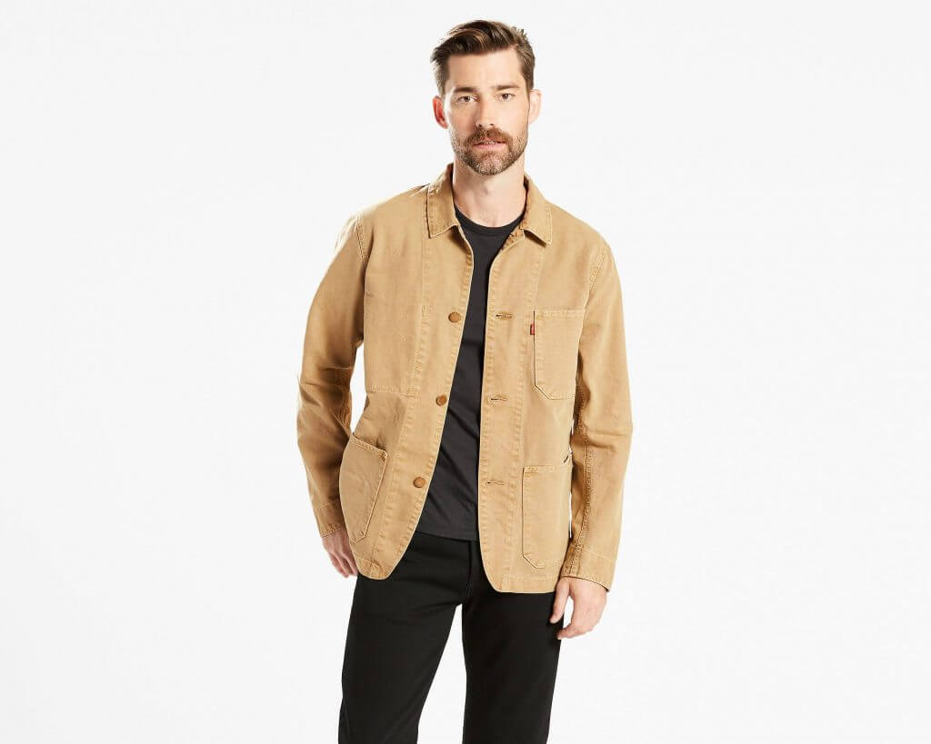 Мужская куртка Levi's 296550003 Engineer's Coat