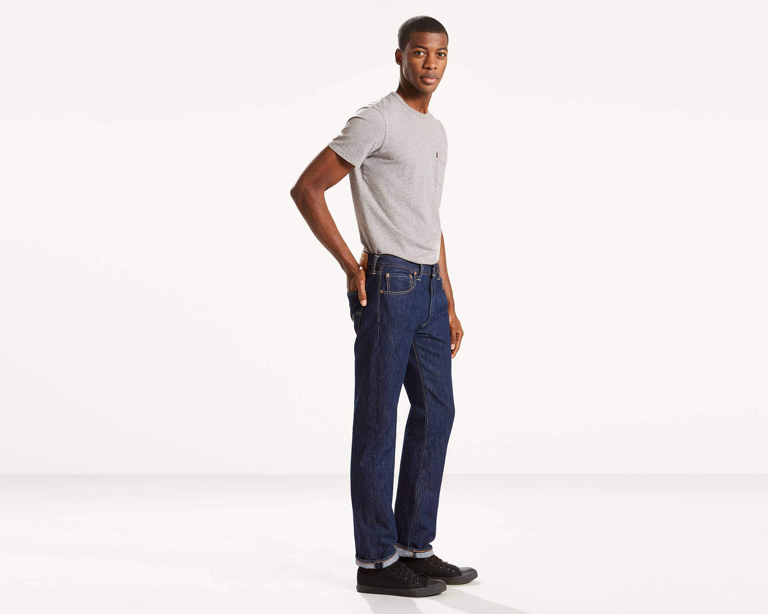 501 Made in The USA Original Fit Jean 00501-2453