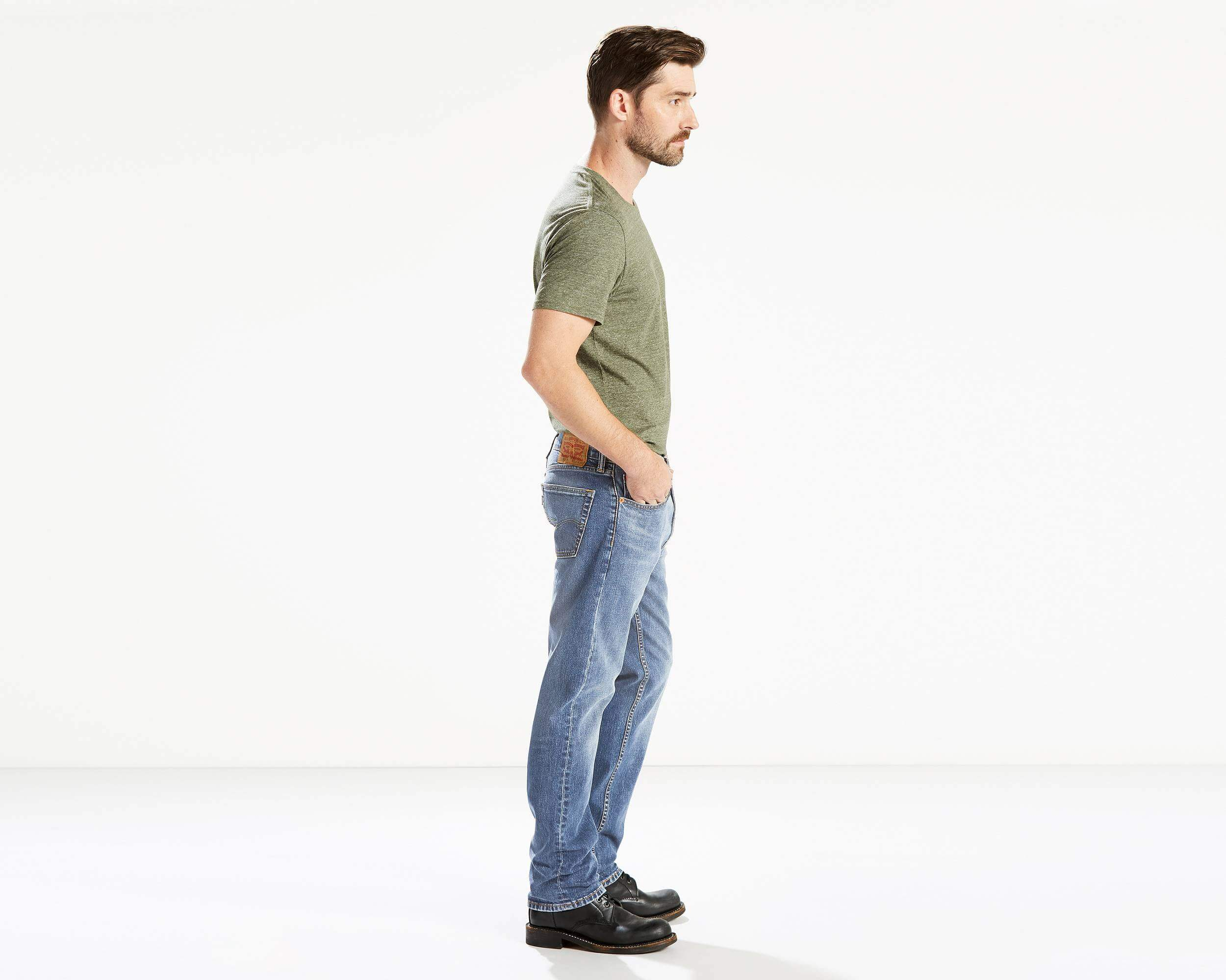 Levi's 505 ™ Regular Fit Jeans 00505-1525