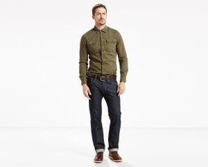 джинсы Levi's 501® Original Fit Jeans - 9 цветов