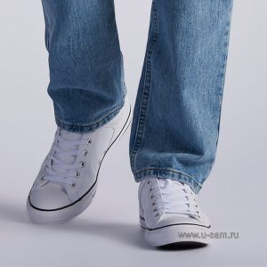 Мужские джинсы LEE Regular Fit Straight Leg Jeans - в 20 цветах