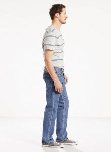 джинсы Levi's 505™ Regular Fit  - 6 цветов
