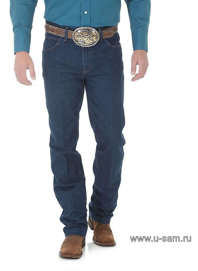 на заказ Wrangler 36MWZ Premium Performance Cowboy Cut