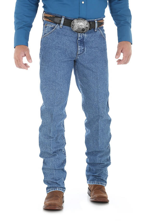 Wrangler 47MWZ Premium Performance Cowboy Cut® Regular Fit Jean 47MWZSW