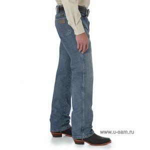 мужские джинсы Wrangler® 936MWZ Cowboy Cut® Slim Fit Jean