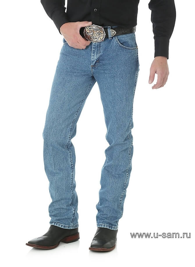 Wrangler 36MWZ Premium Performance Cowboy Cut® Stonewashed 36MWZSW