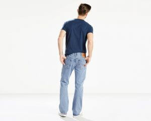 джинсы Levis 517™ Boot Cut Jeans - 7 цветов