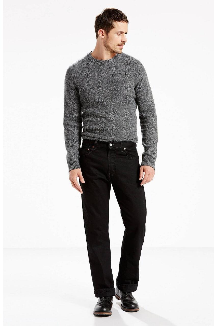 на заказ джинсы Levis 517™ Boot Cut Jeans - 7 цветов