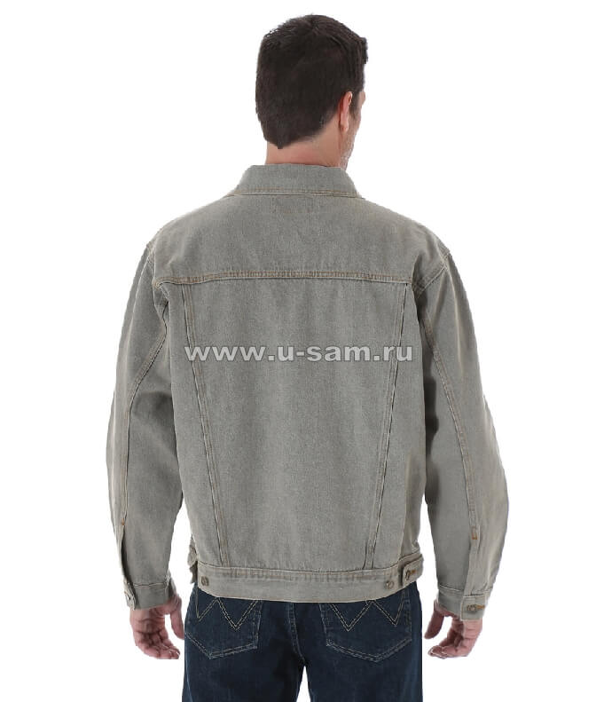 Wrangler Rugged Wear® Denim Jacket Moss RJK30MS