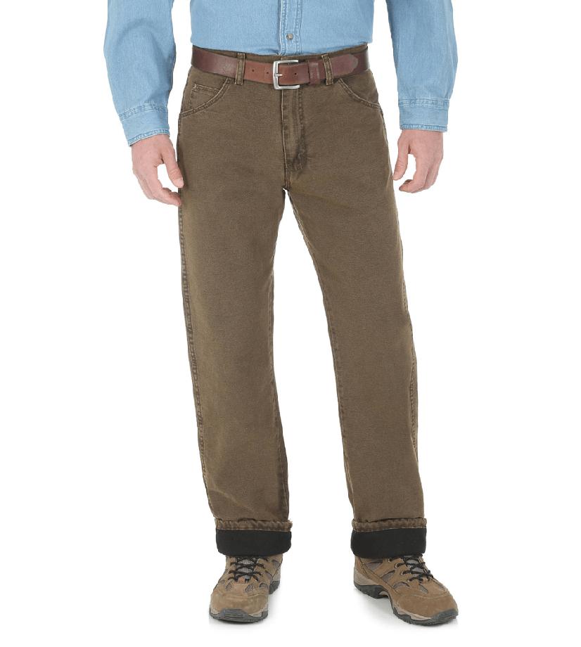 Утепленные джинсы Wrangler - 3 модели