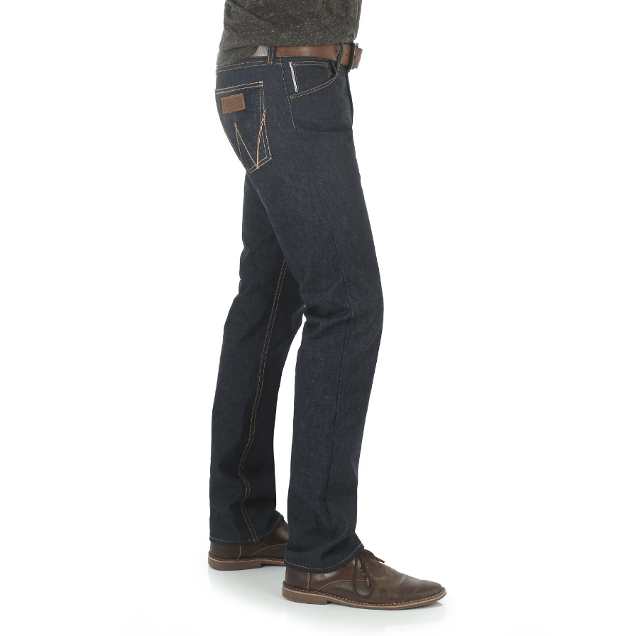 Мужские джинсы Wrangler® 1947 Selvedge Slim Straight Jean