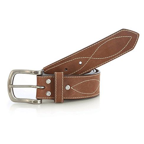 Кожаный ремень RWB601T Wrangler Rugged Wear®