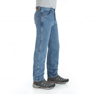 Мужские джинсы Wrangler Rugged Wear® Classic Fit Stone Wash