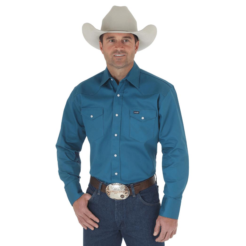 Рубашка Wrangler Cowboy Cut